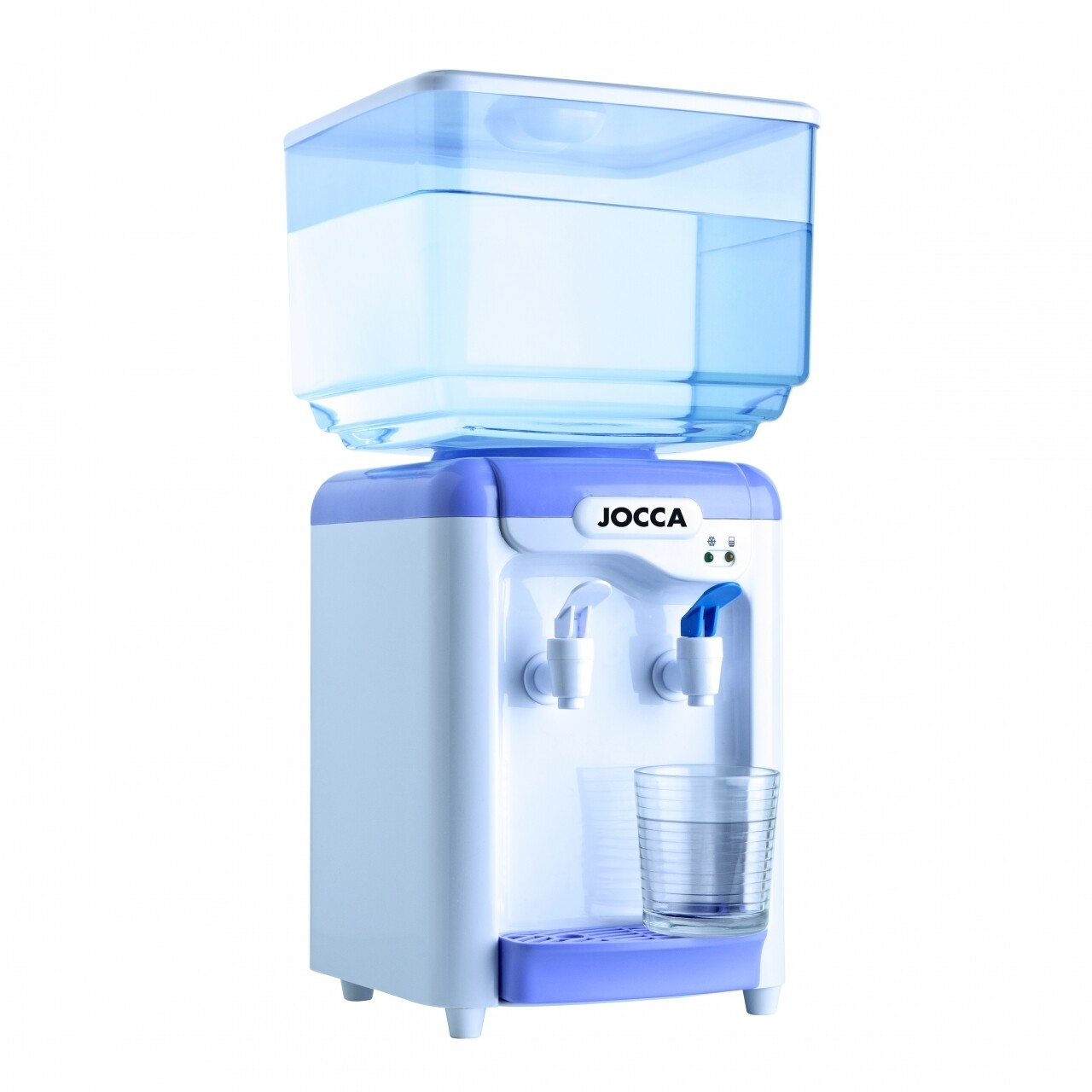 Dozator de apa Jocca, 22 x 20 x 29 cm, ABS si PP, alb
