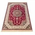 Covor Red Keshan, Webtappeti, 160 x 230 cm, 100% viscoza, multicolor