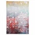 Covor Paparazzi Multi, Floorita, 120 x 180 cm, 70% poliester chenille, 30% bumbac chenille, multicolor