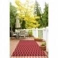 Covor indoor outdoor Floorita TRELLIS RED 133X190