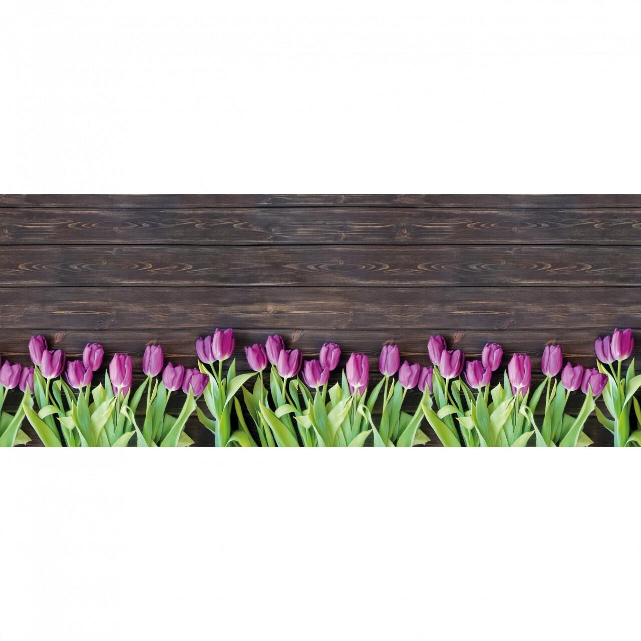 Covor rezistent Webtappeti TULIPS CM 58x190 cm, multicolor