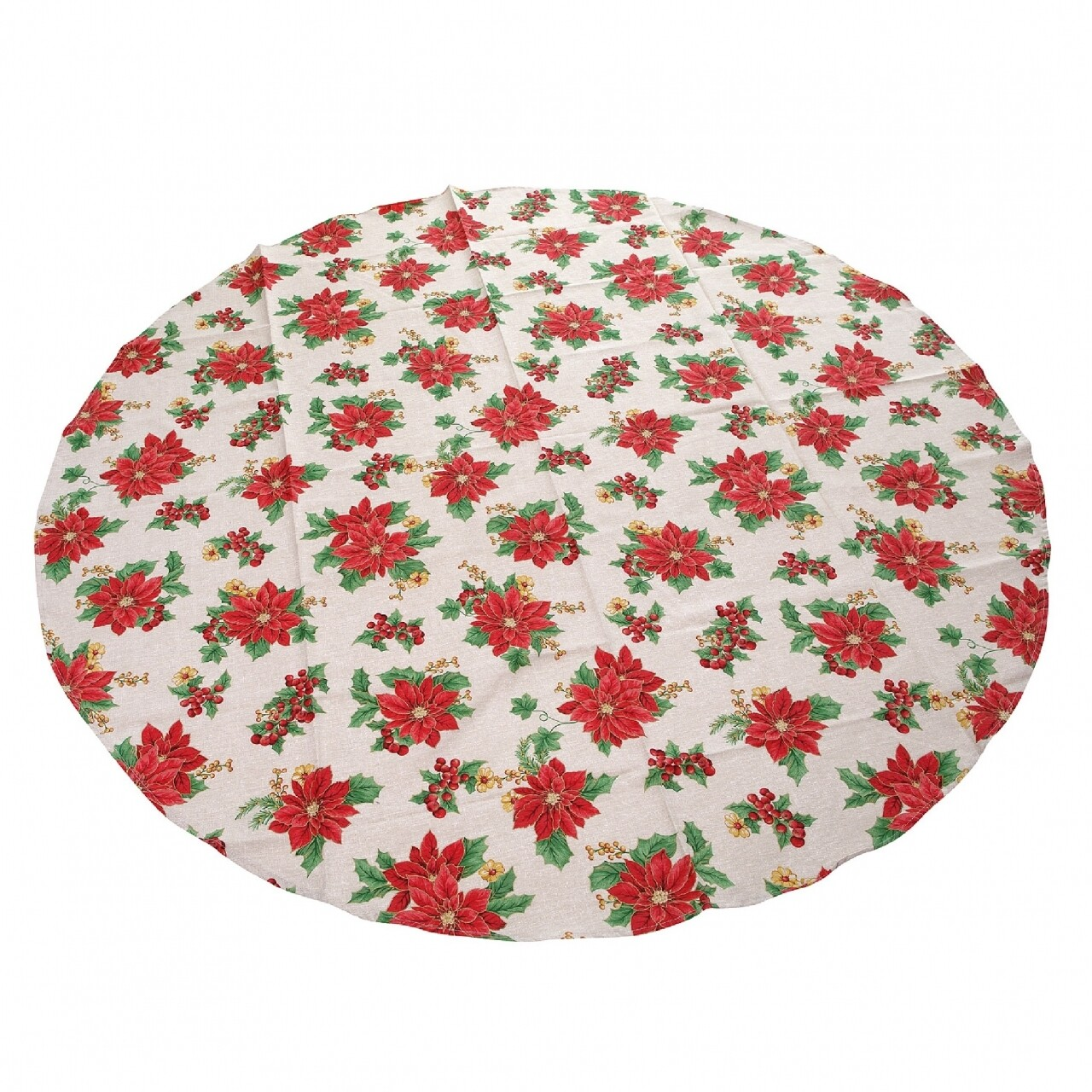 Față de masă Stella di Natale cu 180 cm