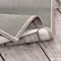 Covor rezistent Webtappti Keylove 60 x 240 cm, gri