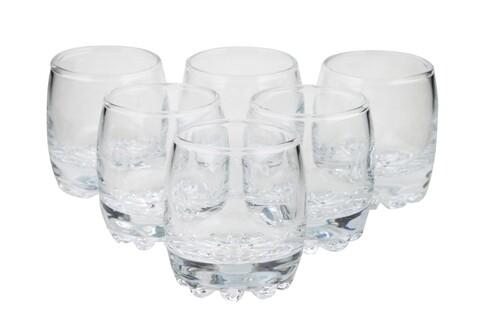Set 6 pahare din sticla Pasabahce Dream