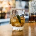 Set 6 pahare apa Incanto D.O.F., Luigi Bormioli, 325 ml, sticla cristal, transparent