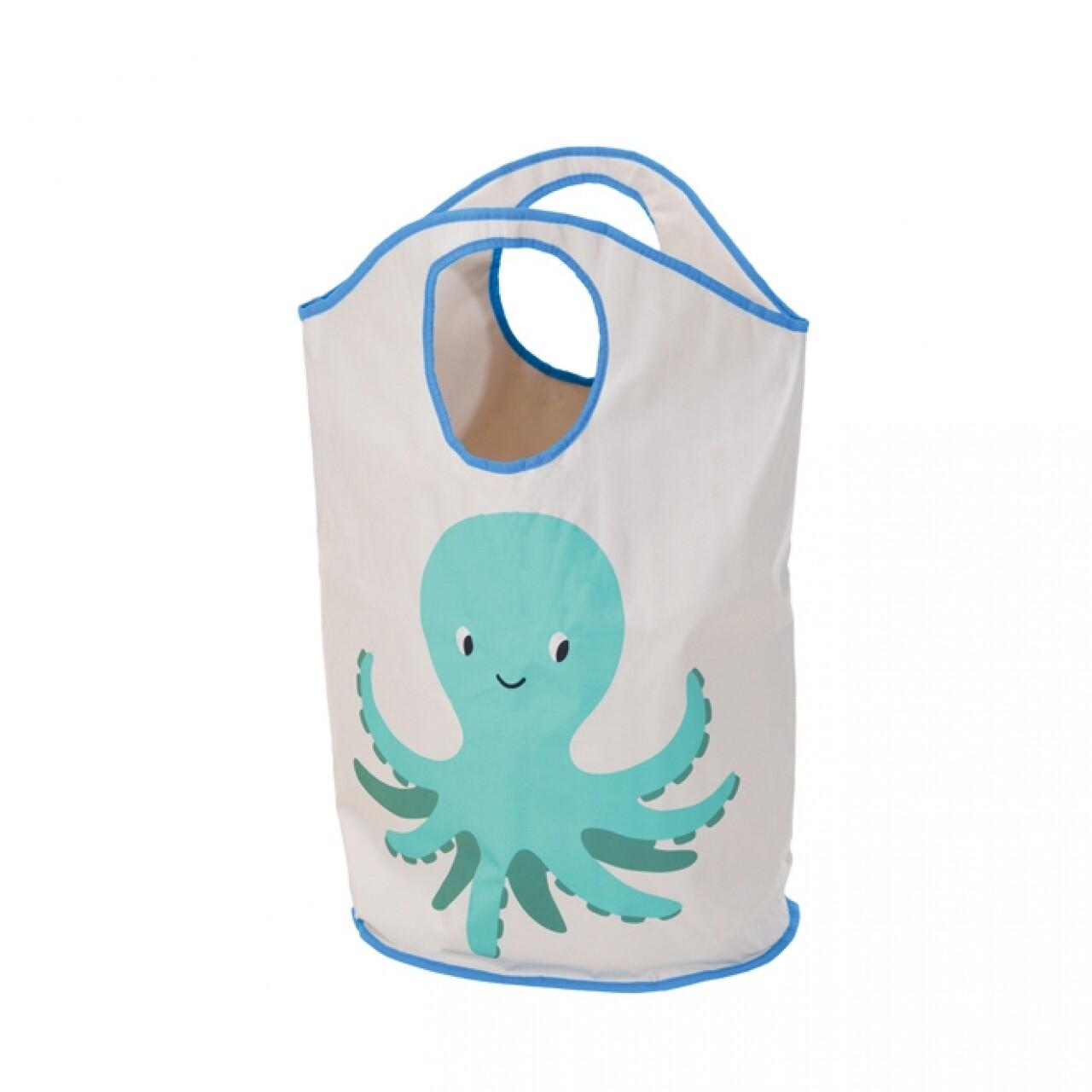 Coș de depozitare jucării 39x25x69 cm Octopus, 10 L