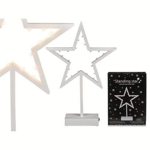 Decoratiune luminoasa Standing Star