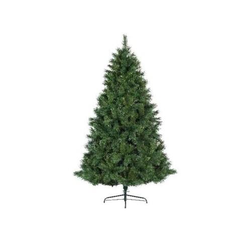 Brad de Craciun Ontario pine, Decoris, H150 cm, verde