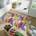 Covor rezistent Webtappeti Crocus 58 x 140 cm, multicolor