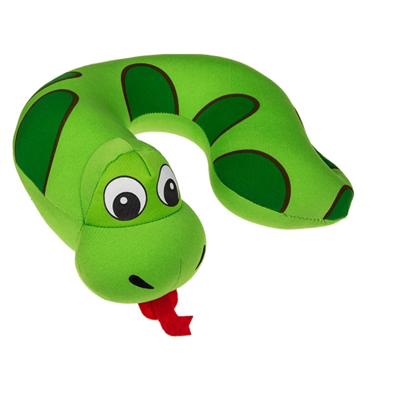 Pernuță pentru gât Snake Comic Animals