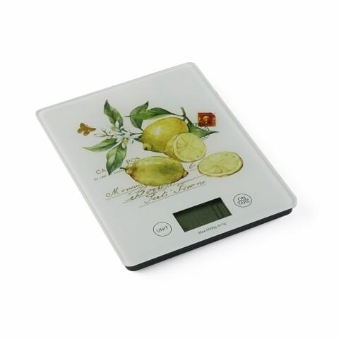 Cântar de bucătărie Lemon