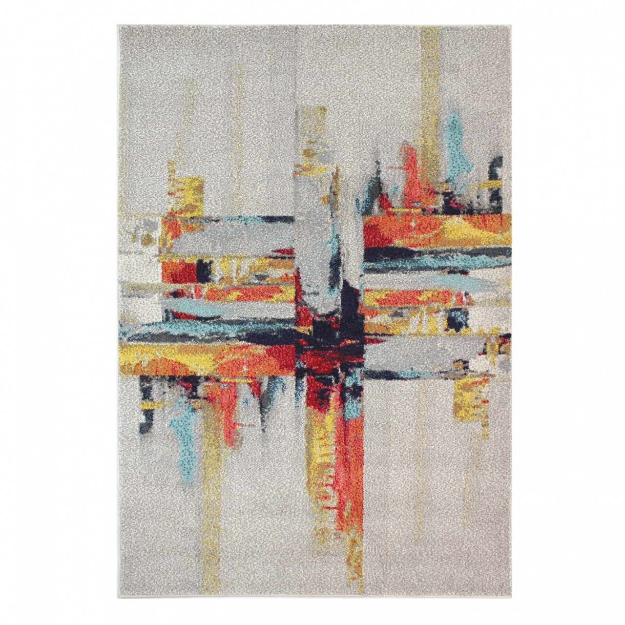 Covor Splash Multi, Flair Rugs, 120 x 170 cm, 100% polipropilena, multicolor