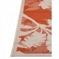 Covor indoor outdoor Floorita PALMS ORANGE 160X230