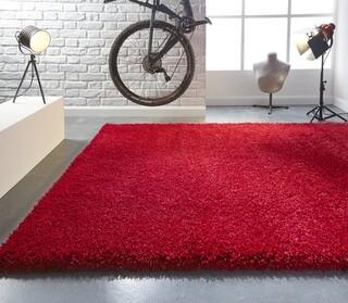 Covor Athena Red, Flair Rugs, 140 x 200 cm, polipropilena, rosu