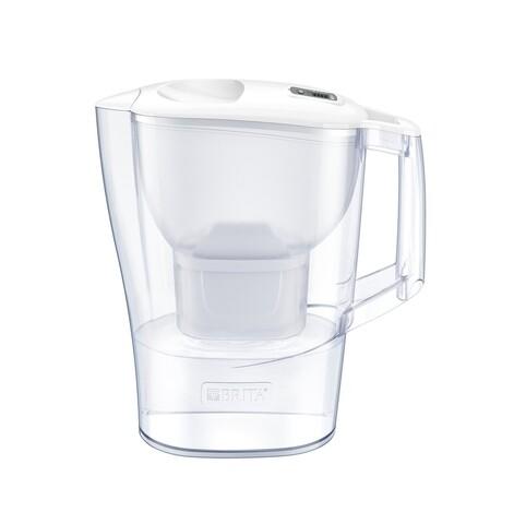 Cana filtranta Brita, Aluna MAXTRA+, plastic, 2.4 L