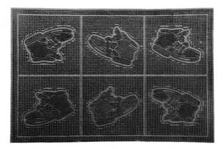 Covoras de intrare din cauciuc Bocanci, Vanora, 40x60 cm