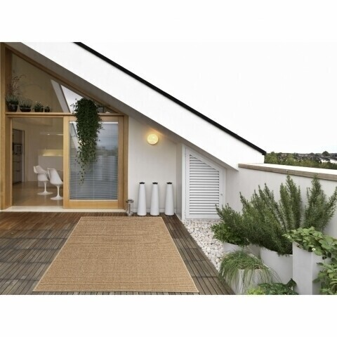 Covor indoor outdoor Floorita PLAIN NATURAL 160X230