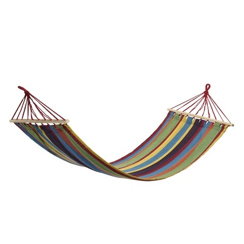 Hamac Rainbow Stripes, Heinner, 200x80 cm, multicolor