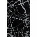 Covor rezistent Eko, SM 21 - Black, Silver XW, 100% acril, 80 x 150 cm