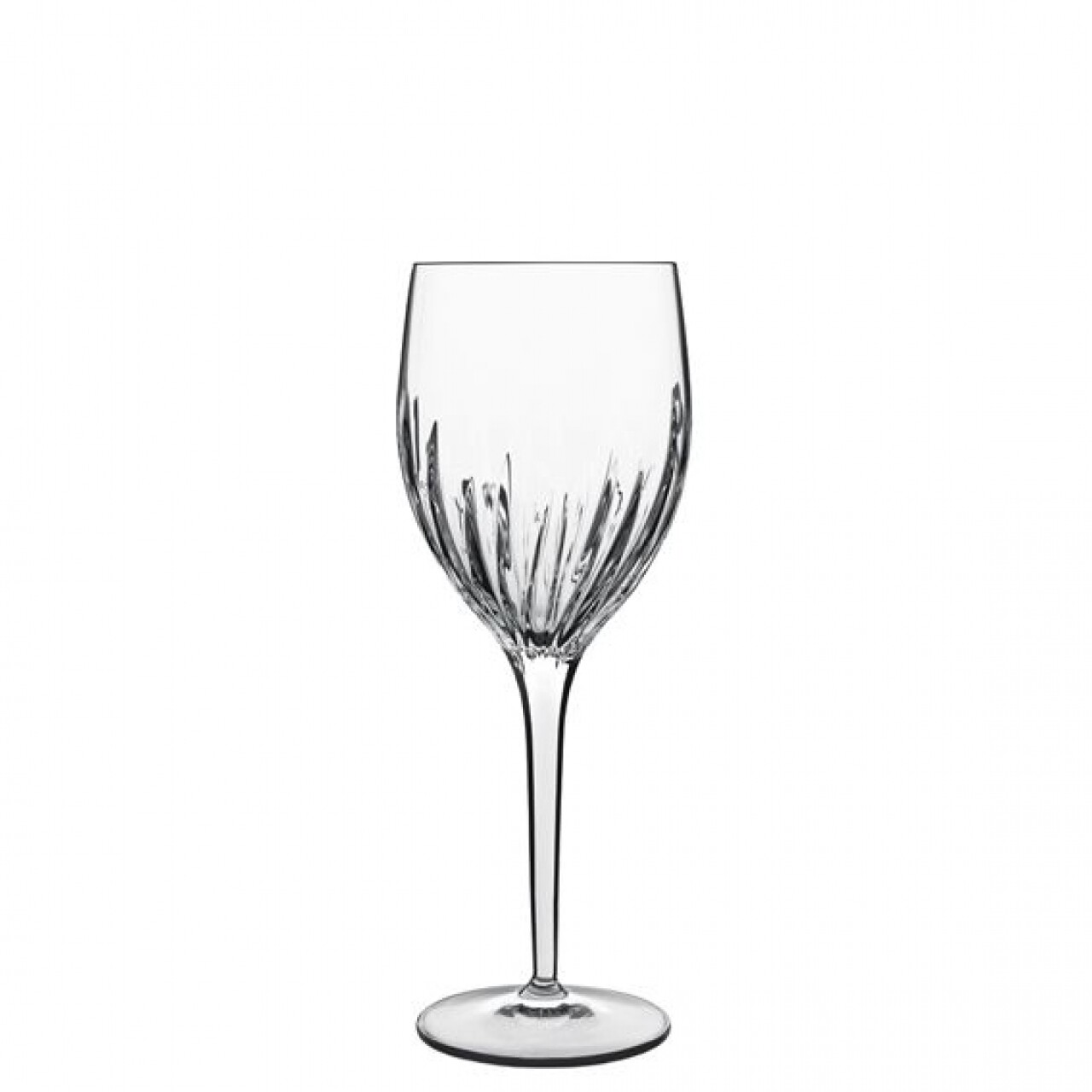 Set 6 pahare vin rosu Incanto, Luigi Bormioli, 384 ml, cristalit, transparent