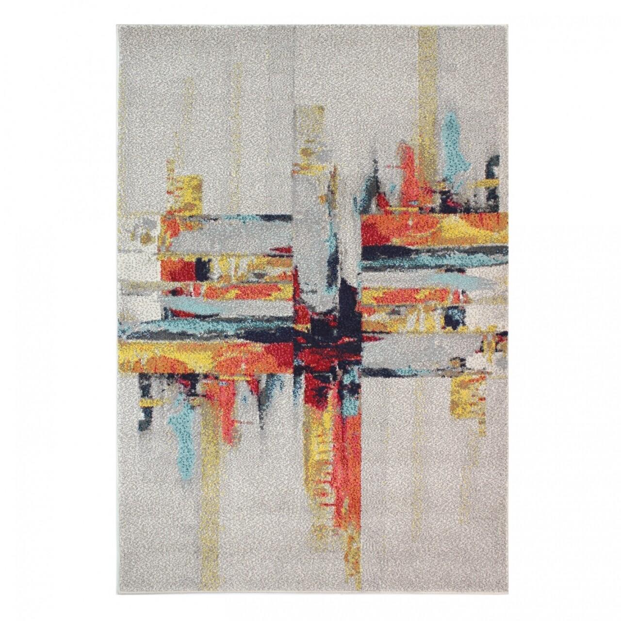 CovorSplash Multi 160x230 cm, multicolor