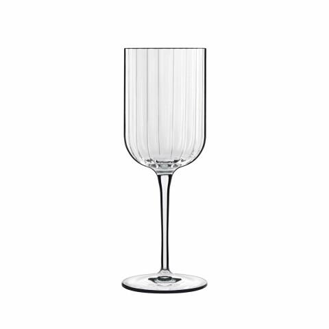 Set 4 pahare vin alb, Bach, Luigi Bormioli