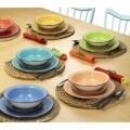 Serviciu de masa 18 piese, Tognana, Art Pepper, ceramica
