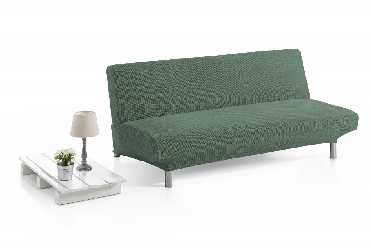 Spalare Canapea.Husa Elastica Canapea Belmarti Milan Green Click Clack 3 Locuri