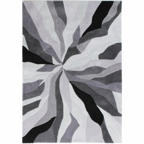 Covor Infinite Splinter Grey 80X150