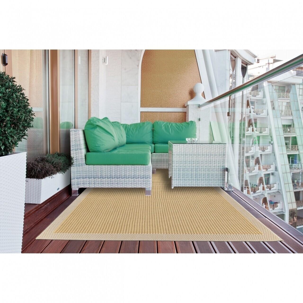 Covor indoor outdoor Floorita CHROME YELLOW200X290