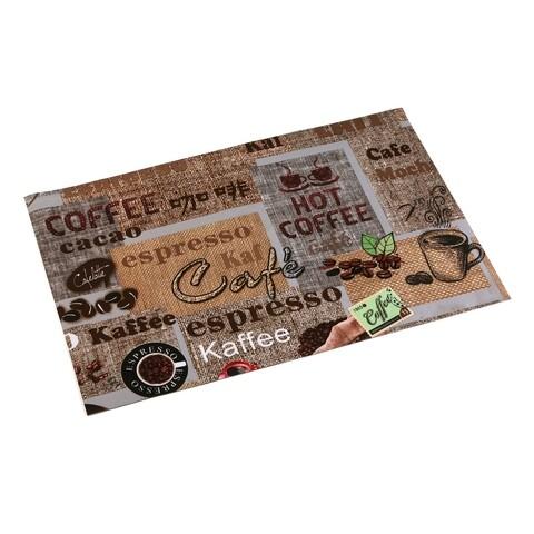 Covor pentru bucatarie Cafe Lait, Versa, 50x80 cm, poliester