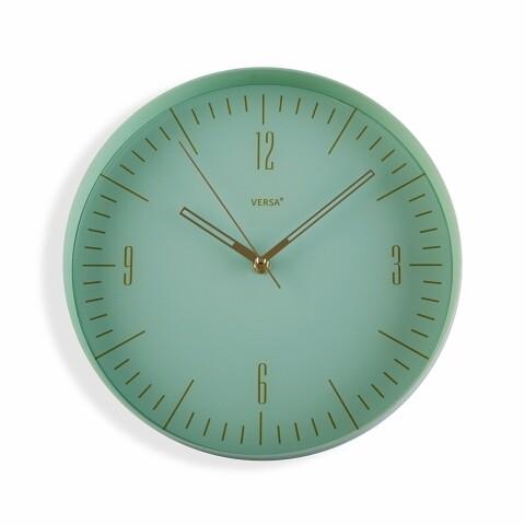 Ceas de perete Mint Green