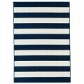 Covor indoor outdoor Floorita STRIPES NAVY 160X230