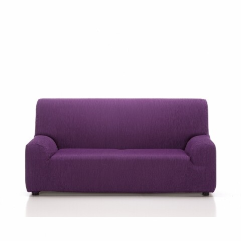 Husa elastica canapea, Belmarti, Teide, 3 locuri, mov