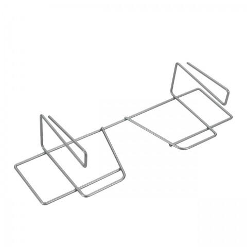 Suport folie aluminiu, Metaltex, Double Roll Wrap