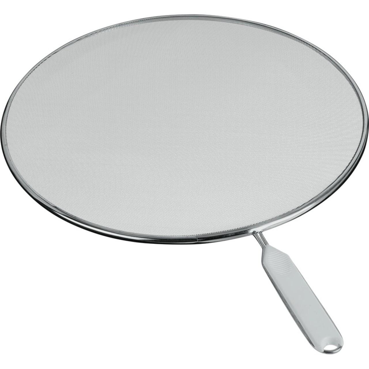 Sita antistropire, Metaltex, aluminiu/plastic, 33 cm, argintiu