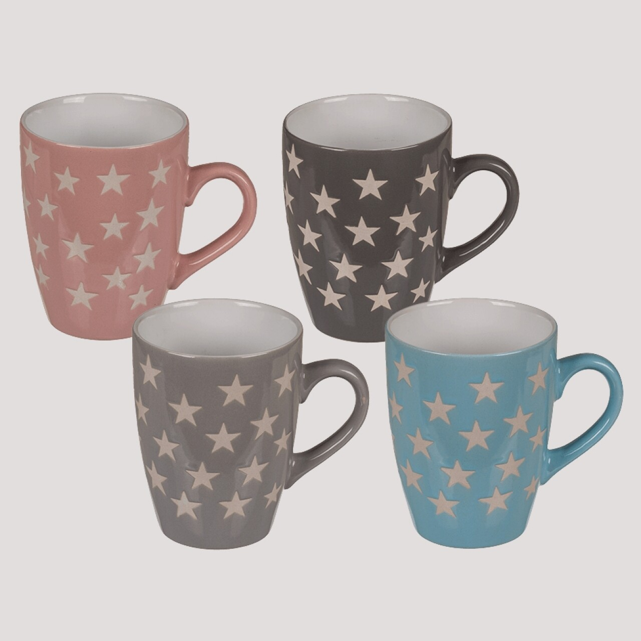 Set 4 cani Small Stars