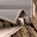Covor rezistent Webtappeti Cuore 60 x 140 cm, maro