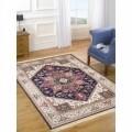 Covor Rubine Blue, Floorita, 140 x 190 cm, 100% polipropilena, multicolor