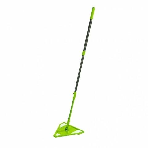 Mop triunghiular flexibil Wenko, 68 cm, plastic, verde