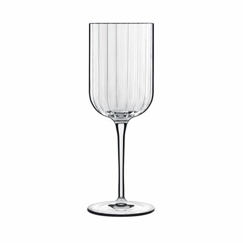 Set 4 pahare vin rosu, Bach, Luigi Bormioli