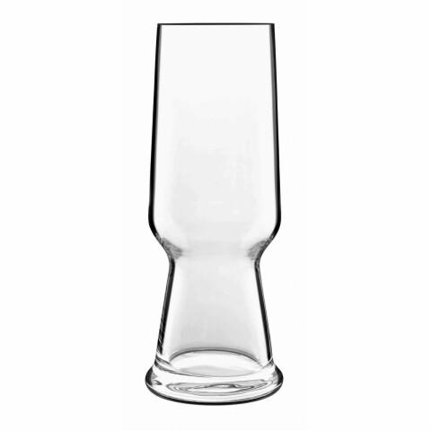 Set 2 pahare bere, Birrateque Pilsner, Luigi Bormioli