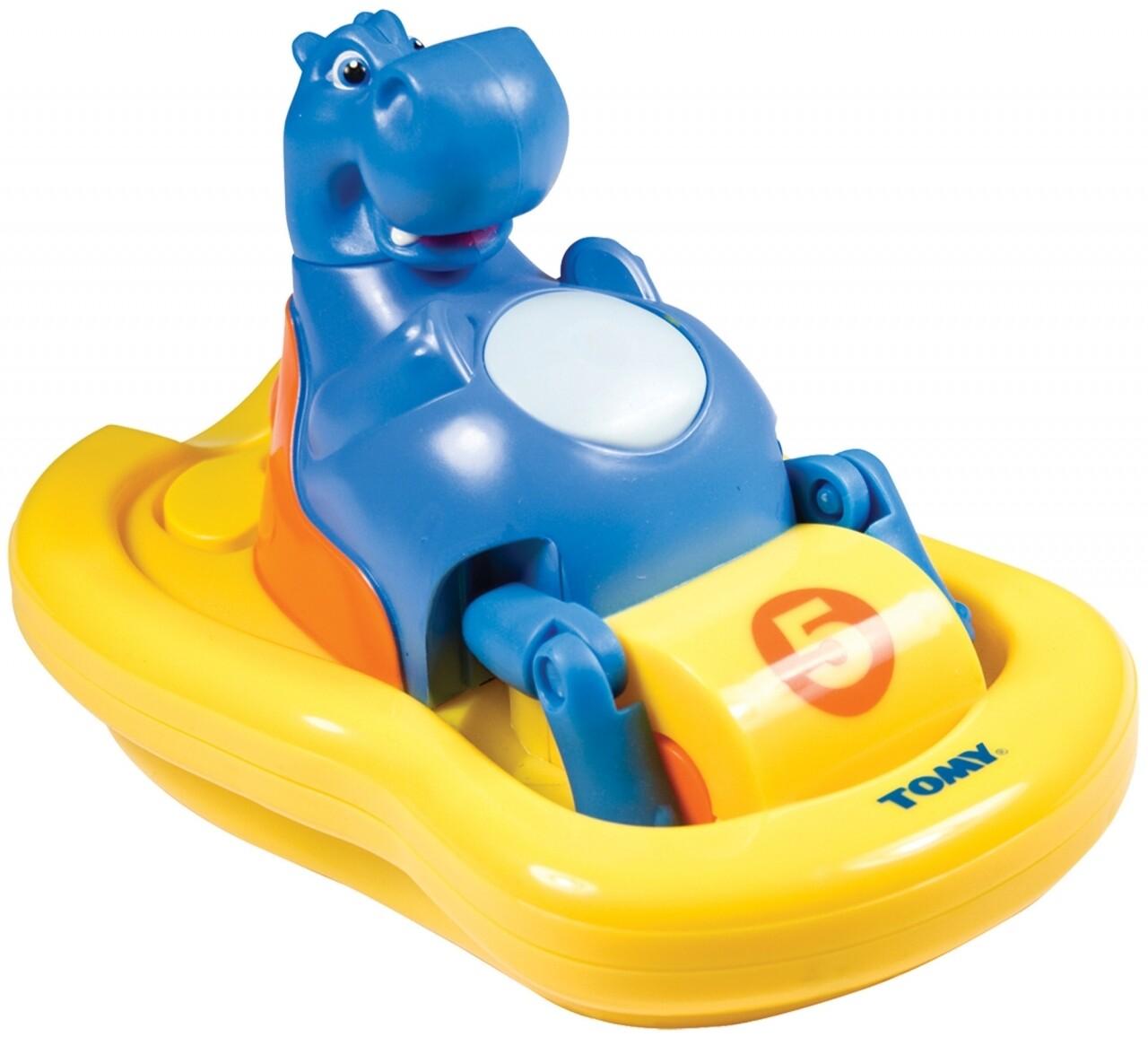 Hipopotamul cu pedale
