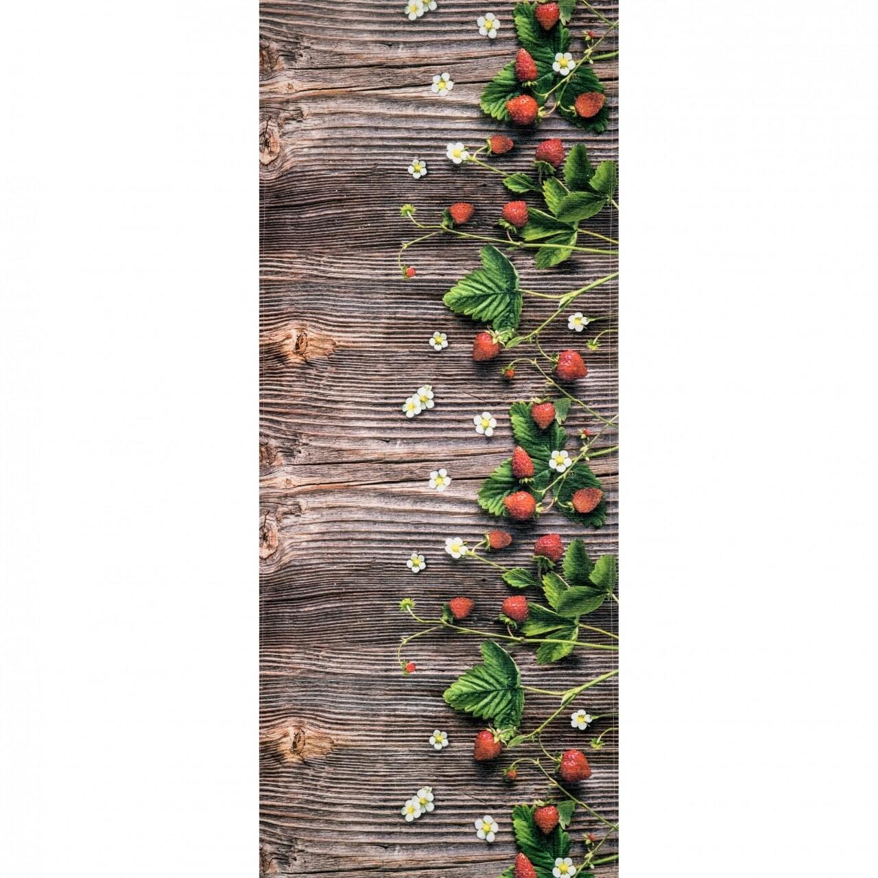 Covor rezistent Webtappeti FRAGOLINE CM 58x240 cm, multicolor