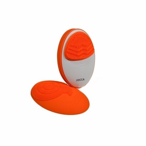 Perie pentru curățare și masaj facial Orange Jocca