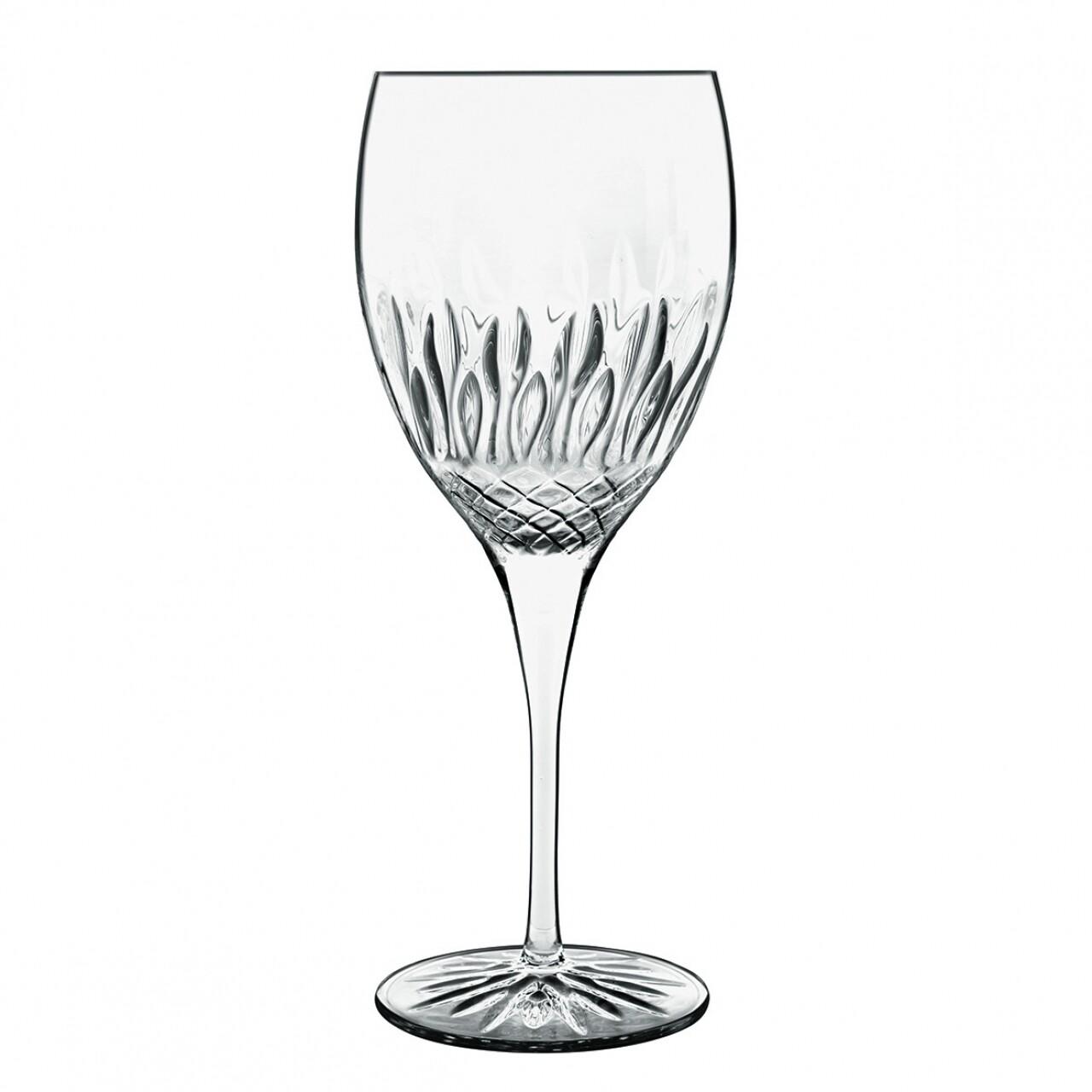 Set 4 pahare vin rosu, Diamante Chianti, Luigi Bormioli