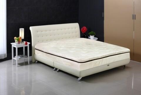 Saltea Feeling Luxury Brown 160x200