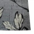 Covor Specter Grey Flower , Floorita, 140 x 200 cm, 100% polipropilena, gri