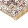 Covor Gold Rubine Oro, Webtappeti, 160 x 230 cm, 100% viscoza, bej/maro