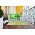 Covor indoor outdoor Floorita TRELLIS GREEN 133X190